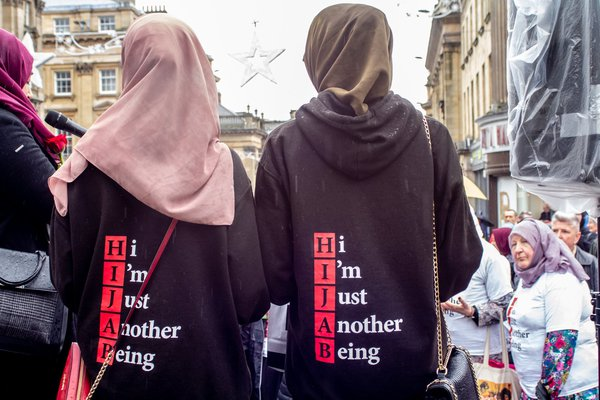 Leaders organising to end hate crime
