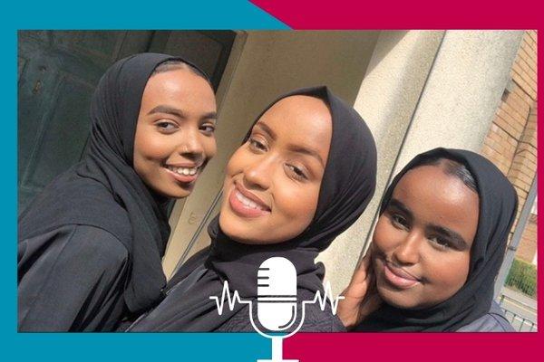 Somali Mindfulness Podcast, Citizens Cymru Wales
