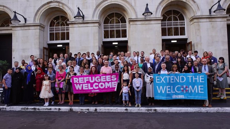 Extend the Welcome - Refugees