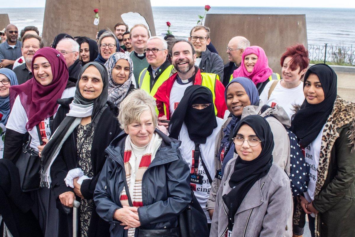 A multi-faith action against hate crime in Tyne & Wear